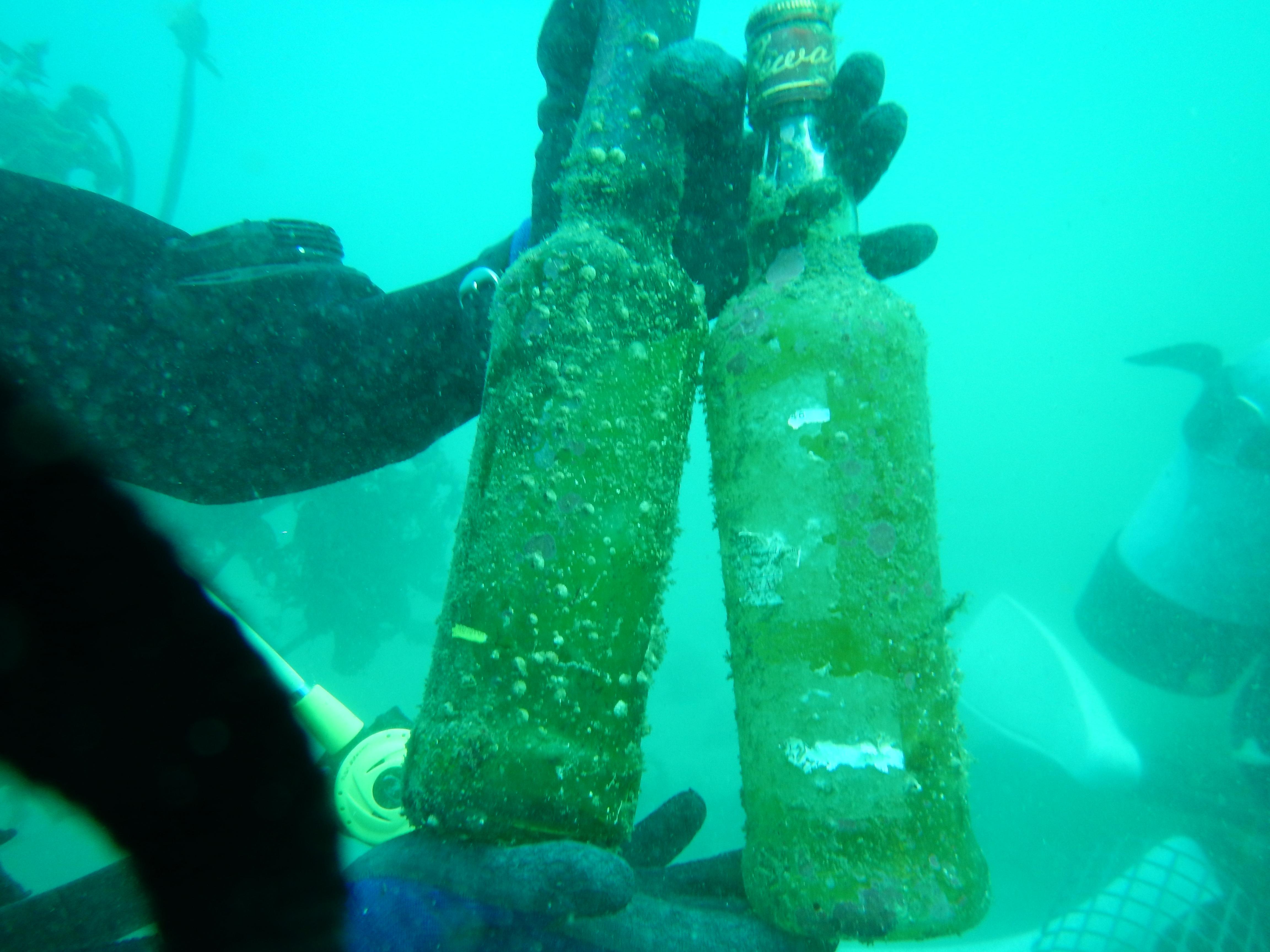 ウイスキーは海底で眠るのイメージ